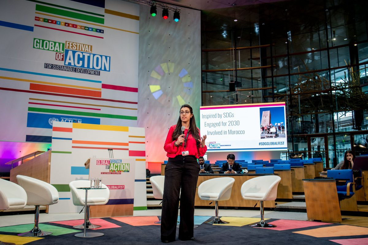 #SDGglobalFest: 6 Messages from Young Leaders Driving SDG Action